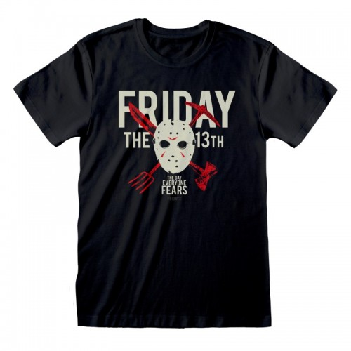 Unisex Friday the 13Th T-Shirt